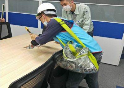 日商公司 工程作業