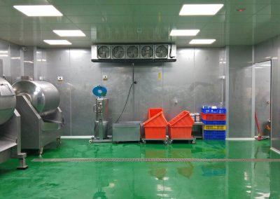 食品廠隔間工程